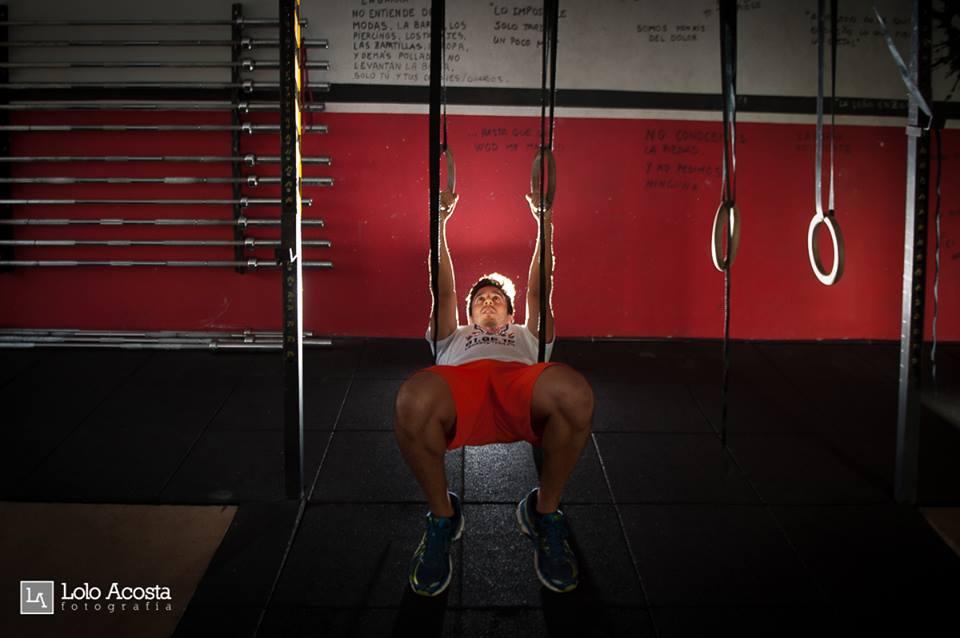Wod CrossFit Sevilla Training Anillas