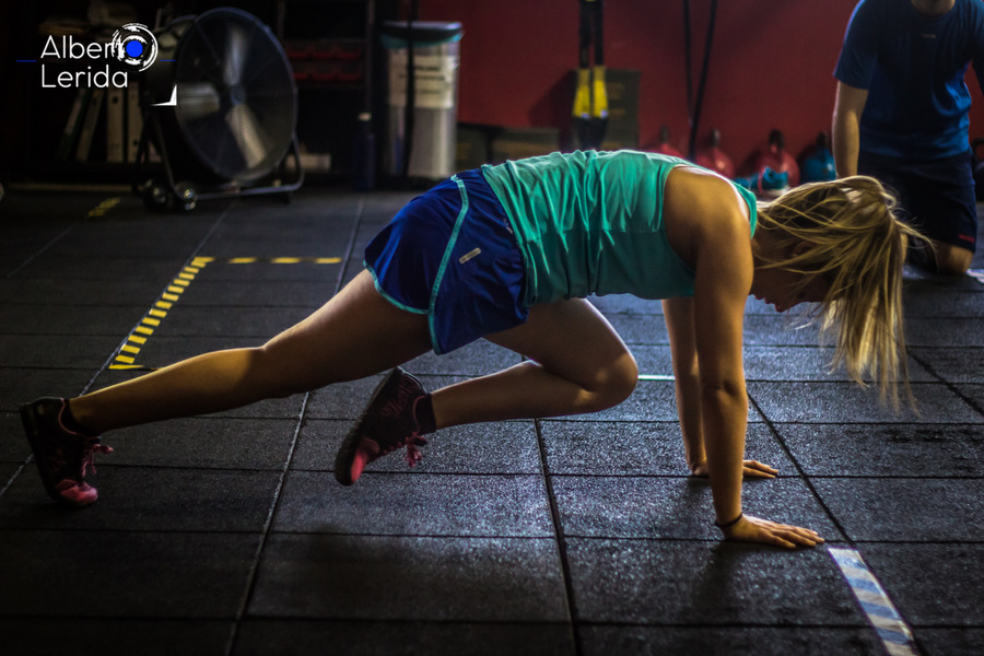 Wod CrossFit Sevilla Movements