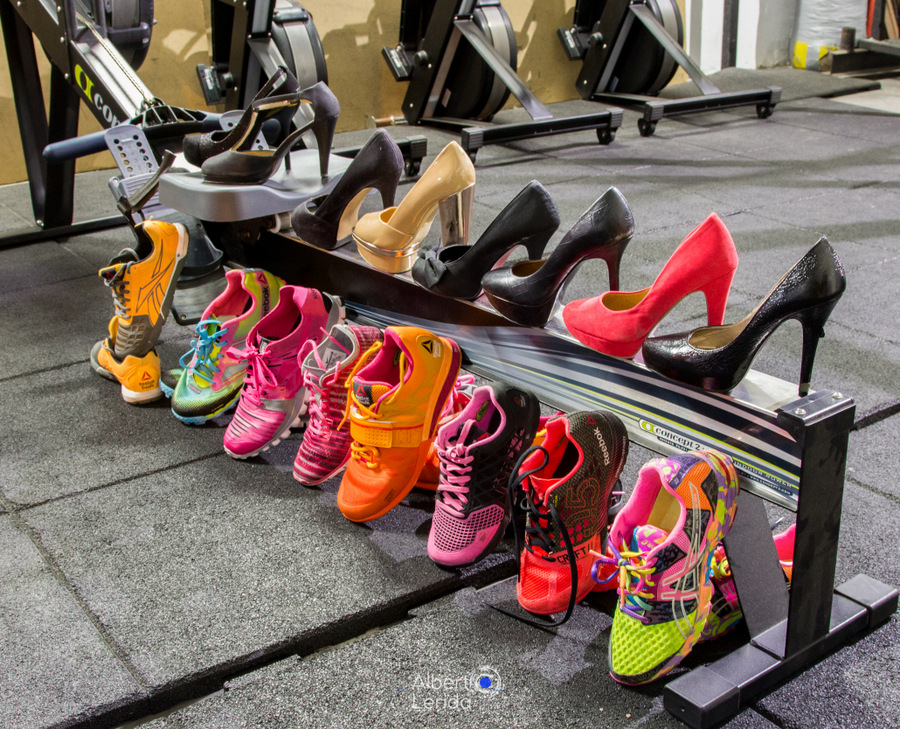 Wod CrossFit Sevilla Girls Shoes
