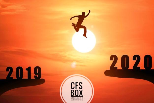 Feliz CFS nuevo año 2020
